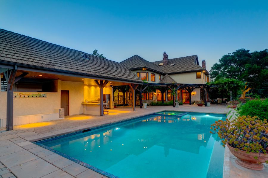 Ojai Horse Property with Pool