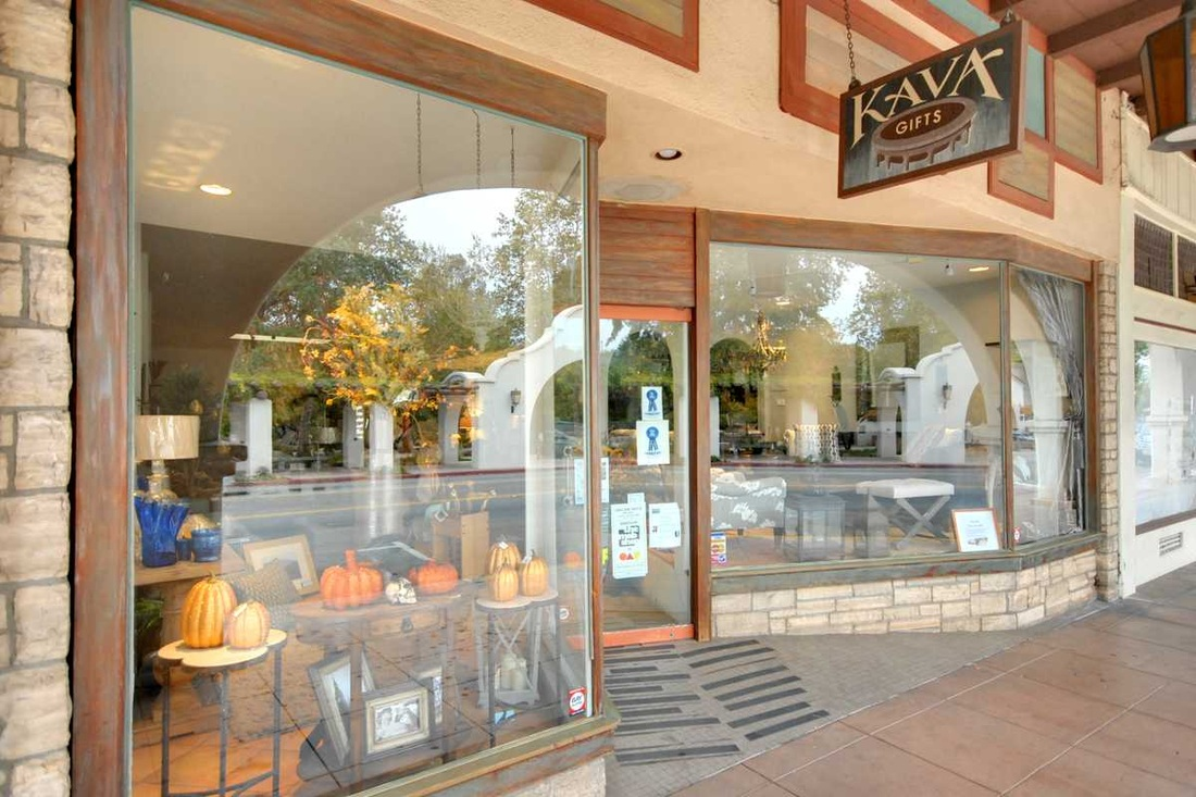 Ojai Arcade Commercial Space for Sale - NORA DAVIS - OJAI