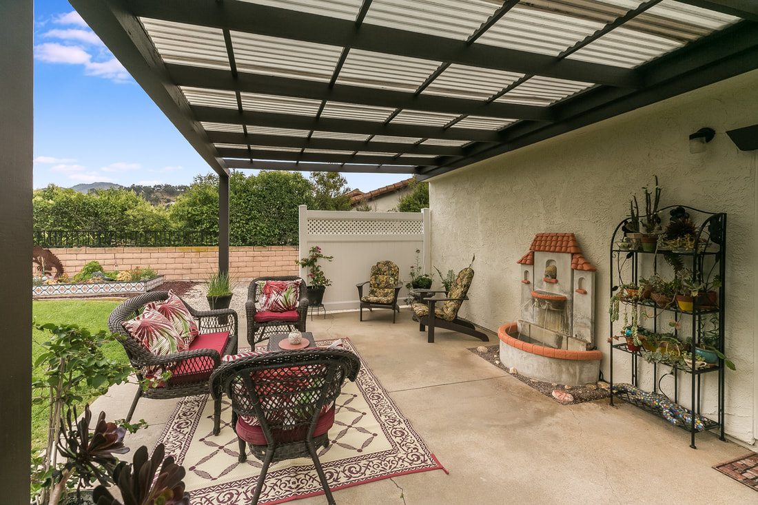 Ojai Home for Sale with Views