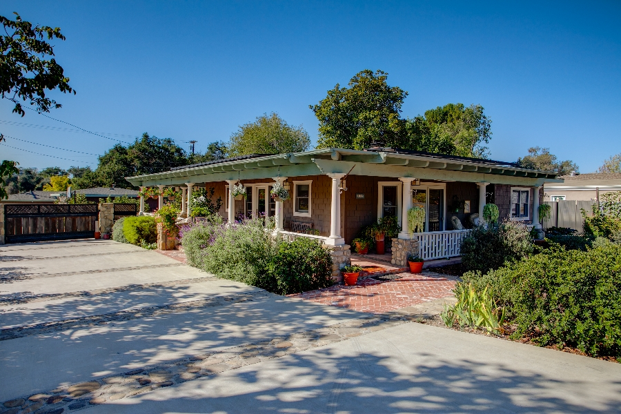 Ojai Home for Sale: 1188 Woodland Avenue