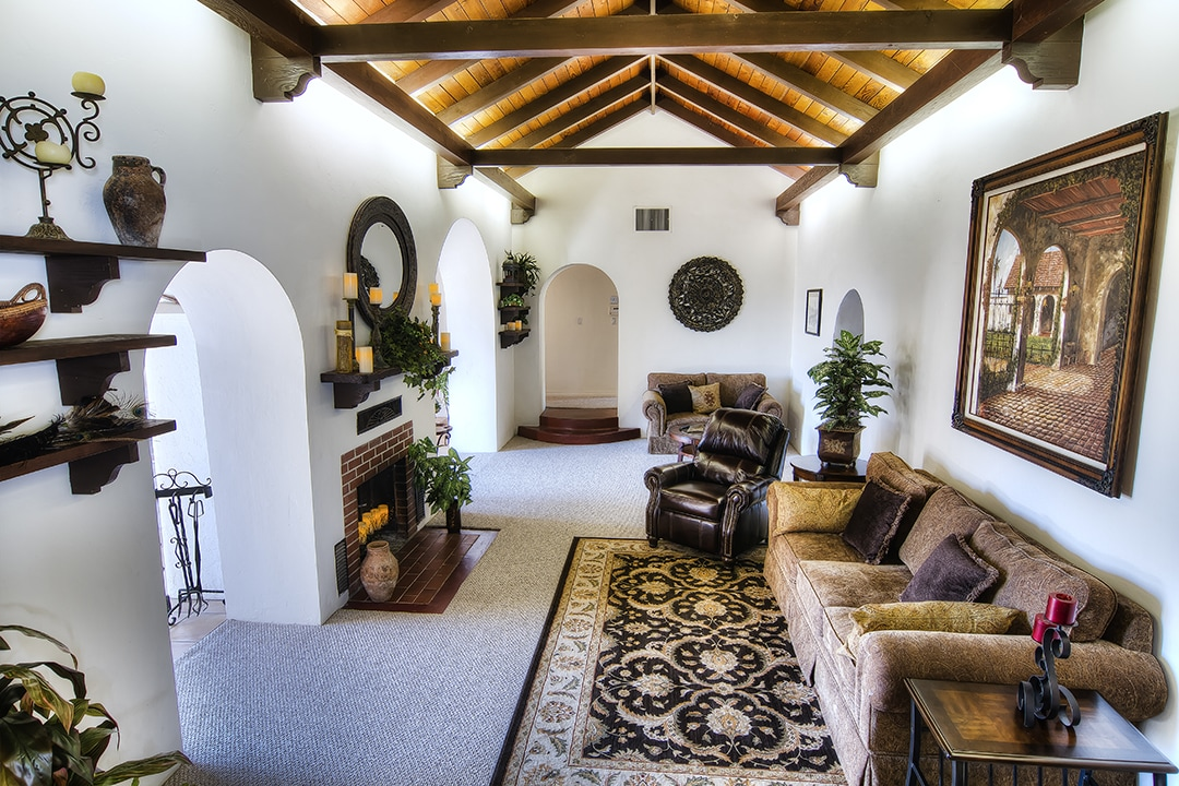Historic Ojai Adobe Home for Rent