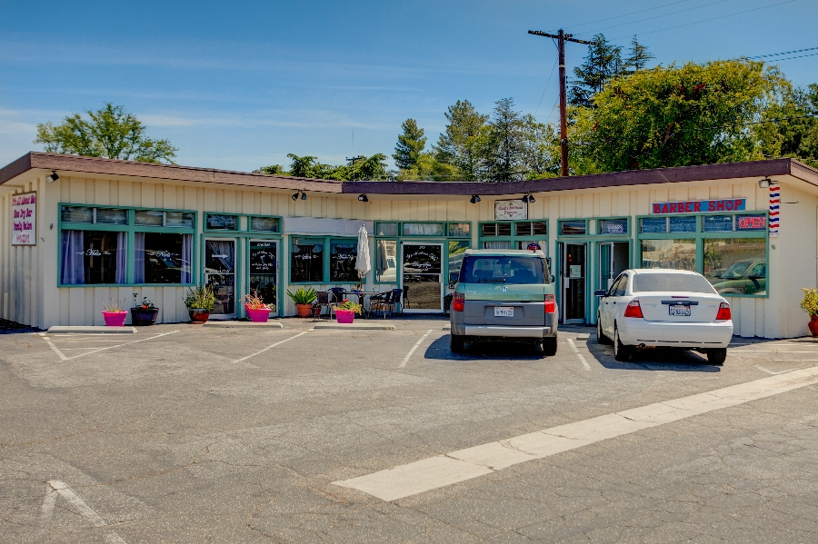 Southern California Shopping Center for Sale