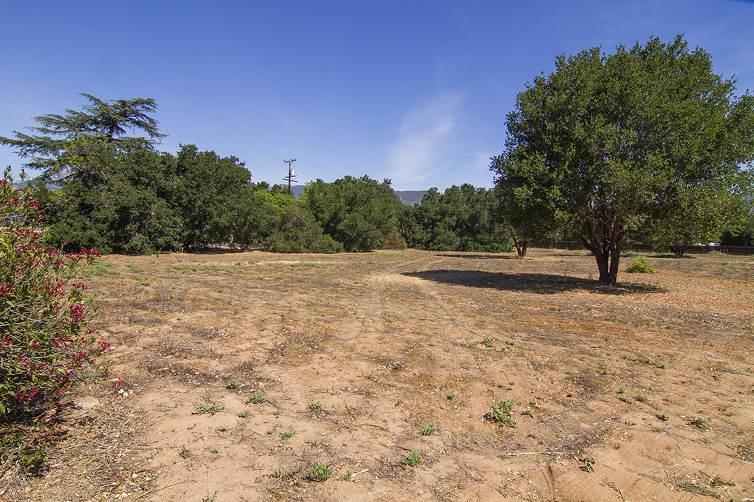 Ojai Land for Sale La Luna Avenue