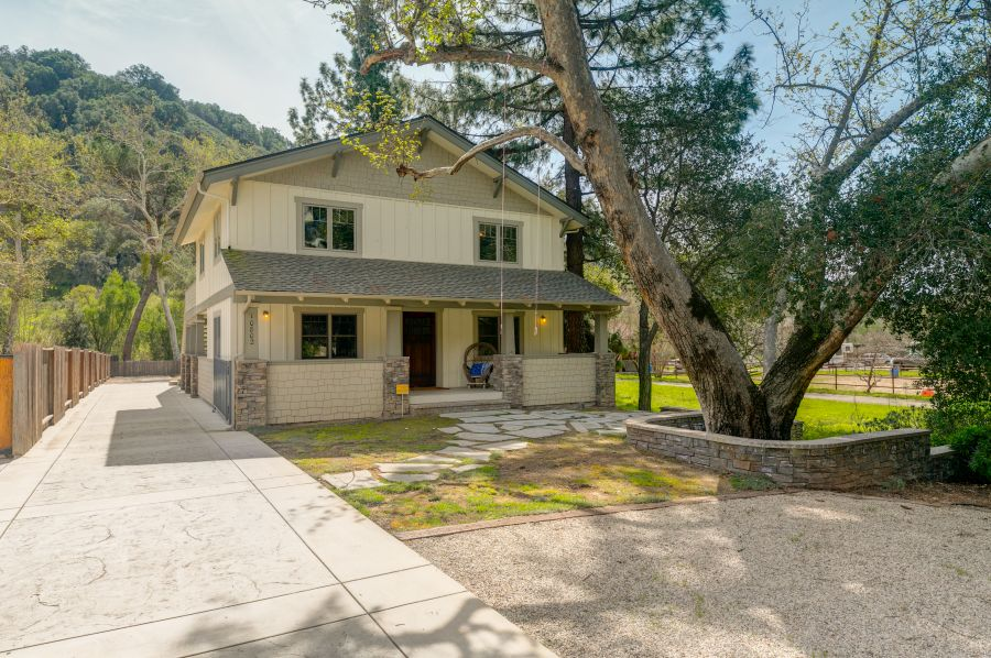 Ojai Horse Property on Creek Road