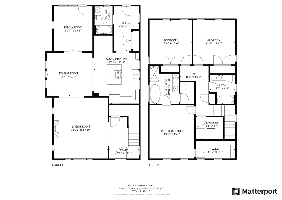 Floor Plan 10864 Creek Road