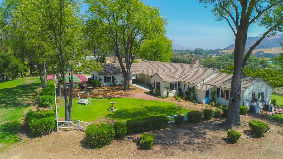 Upper Ojai Ranch for Sale